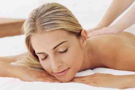 Holistic Enlightenment - Full Body Massage For One - Save 53%