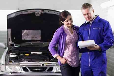 CarShop - 52 Point Service With Oil and Filter Change Plus Mini Valet - Save 51%