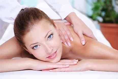 Beauty by Anna - Massage and Facial - Save 57%
