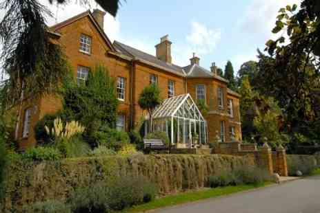 Sedgebrook Hall - One Night Stay For Two With Pimms and Breakfast - Save 31%