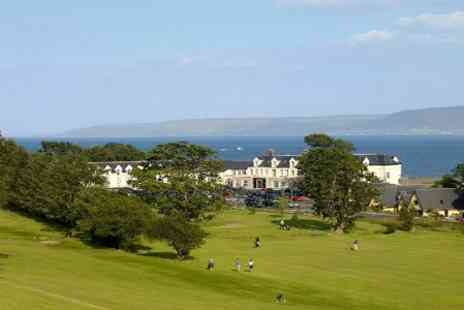 The Redcastle Hotel - Two Night 4 star Stay For Two With Breakfast and Spa Treatment - Save 14%