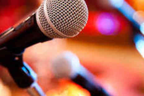 Nine Rooms - Two Hour Private Karaoke Booth Hire with Cocktail Pitcher for Six - Save 63%