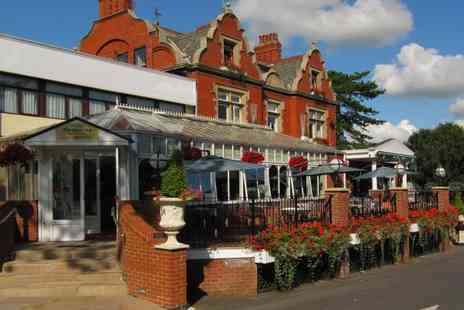 The Pines Hotel - Two night elegant Lancashire stay for two - Save 54%