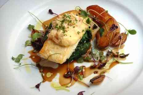 Cafe Des Amis - Two Courses With Bottle of Prosecco For Two - Save 54%