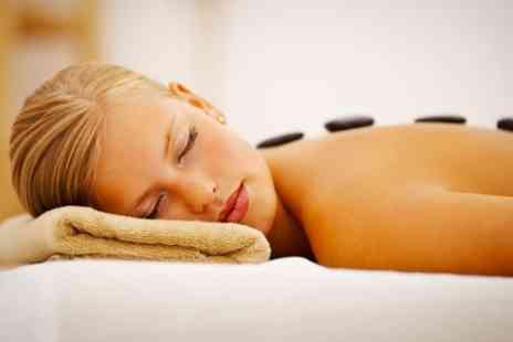 Reflections - Hot Stone Massage and Mini Facial - Save 58%