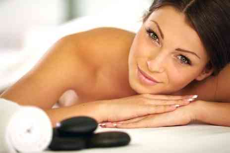 Bliss Beauty - Choice of Two Beauty Treatments Including Hot Stone Massage or Gel Nails - Save 70%