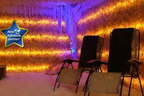 The Adalex Clinic - Salt therapy session - Save 60%