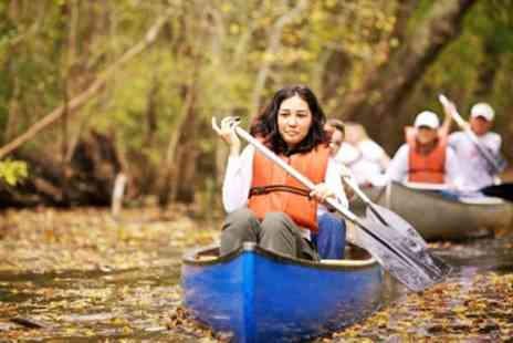 Whoosh Explore Canoe Club - Introduction to Canoeing For Two - Save 55%