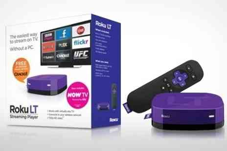 ASK Direct - Roku Media Streamers - Save 37%