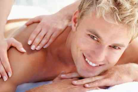 Sapianos - Mens Pamper Package With Two Treatments - Save 52%