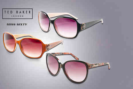 The Optic Shop - Ted Baker Beverly or Miss Sixty sunglasses - Save 76%