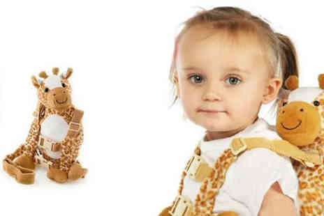 UKCJS - Animal Harness with a lovely design for kids - Save 63%