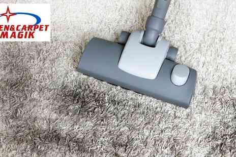 Oven & Carpet Magik - 2 x Carpet Cleaning - Save 50%
