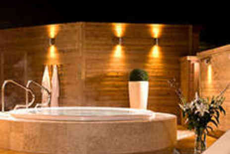 De Vere Mottram Hall - Luxury Spa Day with Body Conclusio Treatment Express Facial - Save 57%