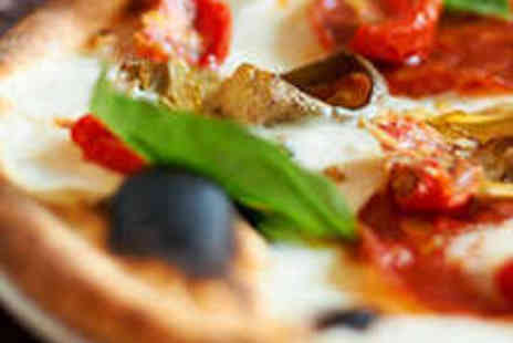 Ciao Bella - Pizza or Pasta Dish and Glass of Wine Each for Two - Save 64%