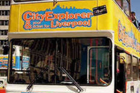 City Explorer - Family Sightseeing Tour for Two - Save 50%