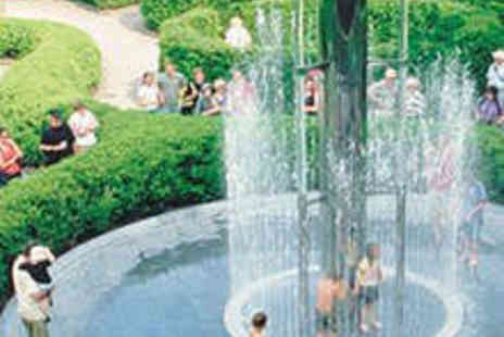 The Alnwick Garden - Garden Entry for Two Adults - Save 52%
