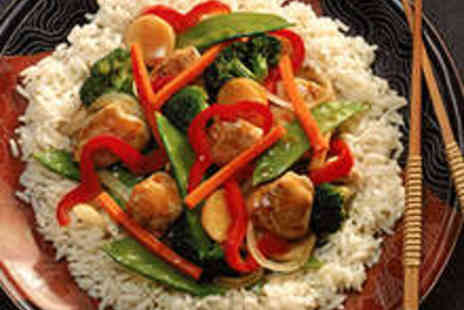 Canton Chinese Restaurant - Spend on Food and Drink - Save 50%
