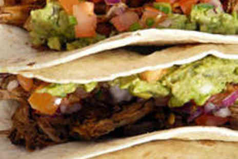 Habaneros Cafe - Burrito Taco Burrito Bowl or Nachos Each for Two People - Save 50%