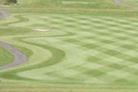 Longhirst Hall Golf Club - 18 Holes of Golf for Two  - Save 62%