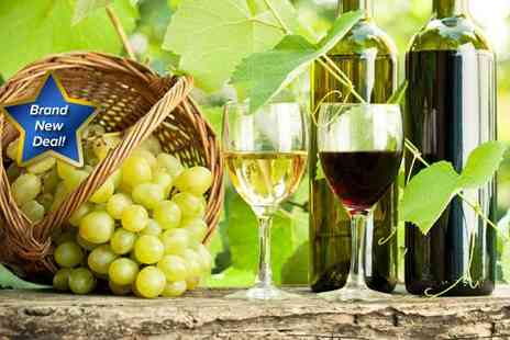 GardenersMarket.co.uk - Mini vineyard collection of four white and red grapevines - Save 50%