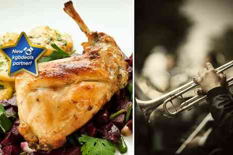 Dalston Jazz Bar - A night of live jazz and a three course meal for two - Save 28%