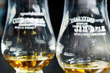The Whisky Lounge - Two Tickets to Whisky Festival on Saturday June 22 - Save 50%