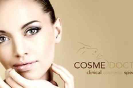 Cosmedoctor - 30 Minute Back Neck and Shoulder Massage Plus Choice of Facial - Save 60%