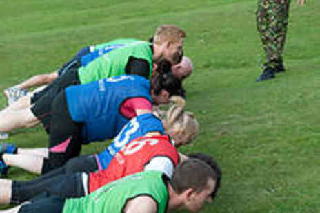 Commando Fit - One Month of Boot Camp - Save 56%