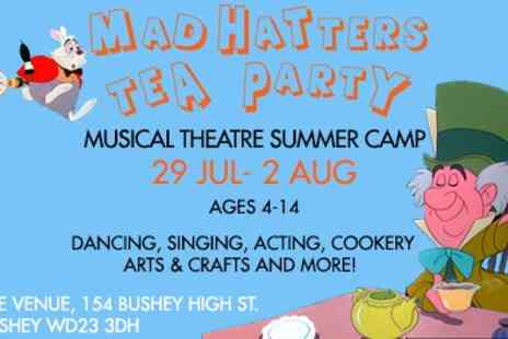 Mad Hatters Tea Party - Enjoy a week - Save 30%