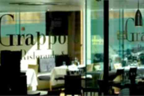 Grappolo Ristorante & Bar - Bottle of wine and plate of antipasti to share - Save 86%