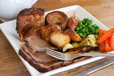The Ropery - Sunday Roast For Two - Save 47%