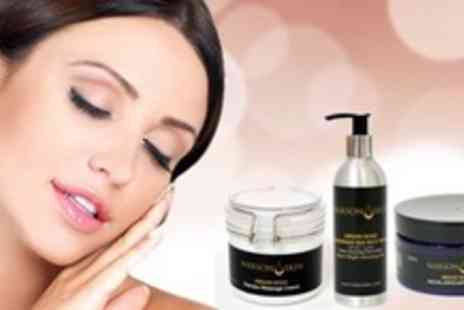 Narson Skin - Voucher Towards Moroccan Argan Oil Beauty Products - Save 63%