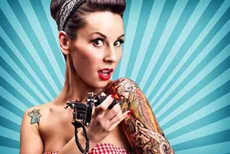 MK Ink - One Tattoo Convention Tickets - Save 40%