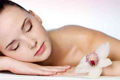 Bliss Beauty Spa - Microdermabrasion or Oxygen Facial With Hot Stone Massage - Save 65%