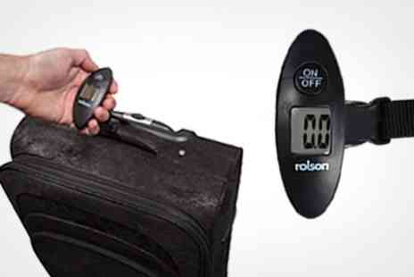 ASK Direct - One Digital Luggage Scales - Save 60%