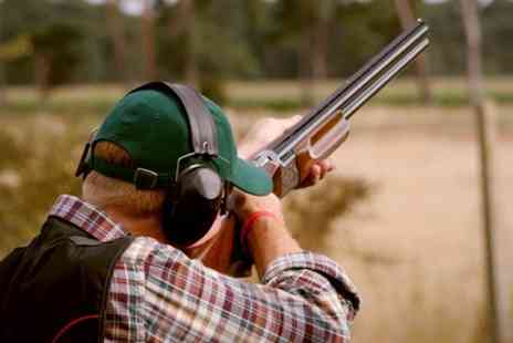 Don Coyote Outdoor Centre - Clay Pigeon Shooting: 20 - Save 51%