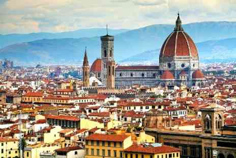 Casa Howard - In Florence One Night Stay For Two With Breakfast - Save 39%