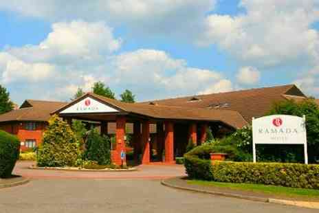 Ramada Grantham - In East Midlands One Night Stay For Two With Breakfast - Save 54%