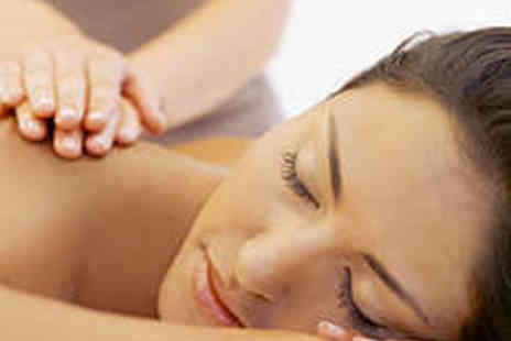 U Salon - 30 Minute Back Neck and Shoulder Massage - Save 70%