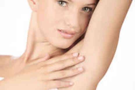 Style Ikon - Six Sessions of IPL Hair Removal on Two Small Areas - Save 83%