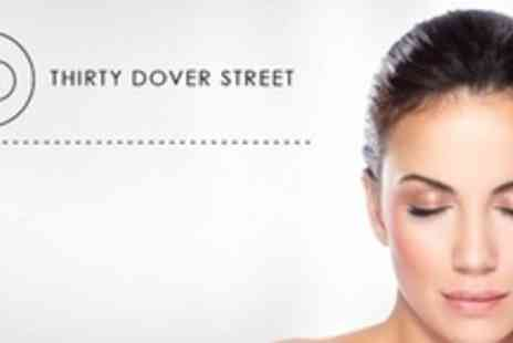Thirty Dover Street - Choice of Facial Injection Treatments on Two Areas - Save 67%