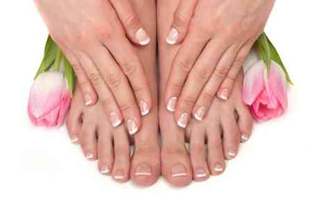 Miracles Beauty - Shellac File & Polish - Save 57%