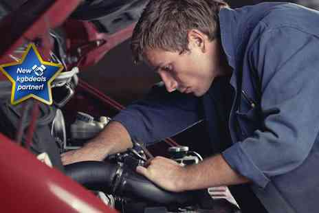 Local Auto Care - A 55 point service with oil filter - Save 79%