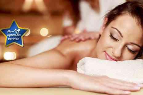 BLush Beauty Boutique - Swedish or aromatherapy massage plus a facial - Save 61%