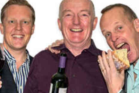 Three Wine Men - One Ticket to Reidel Masterclass - Save 10%