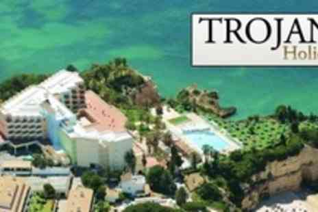 Trojans Holidays - Seven Night Self Catering Stay For Two Adults and Up to Two Children - Save 64%