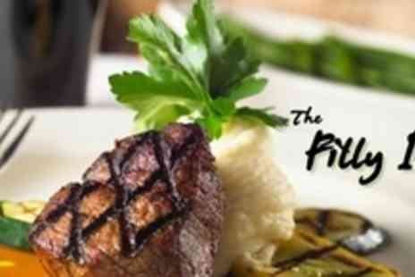 The Filly Inn - Three Course La Carte British Fare For Four - Save 60%