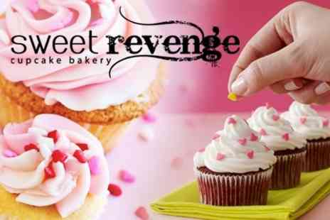 Sweet Revenge Cupcakes - Three Cupcake Decorating Hour Class - Save 51%