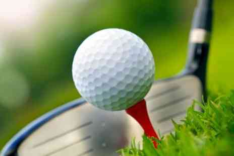Clays Golf - One PGA Golf Tuition Lessons - Save 40%